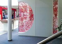 Designový panel – dekor mořské řasy