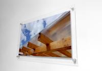 Vlastní fotka na akrylovém skle