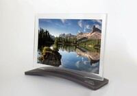 Stojánek na fotografie 100 x 150 mm (odstín Asfalto 7H08)