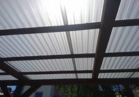 polykarbonát solar control - zastřešení pregoly