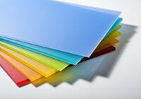 Plexisklo barevné