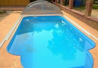 Bazénové polypropylenové desky