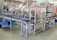 Krytování strojů - plný polykarbonát